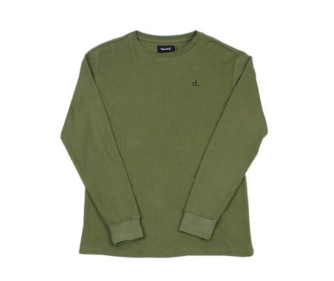 UN-Polo Crew Neck Long Sleeve Thermal Shirt