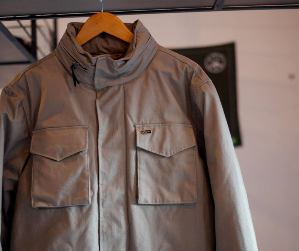 BRIXTON : Marshall Jacket