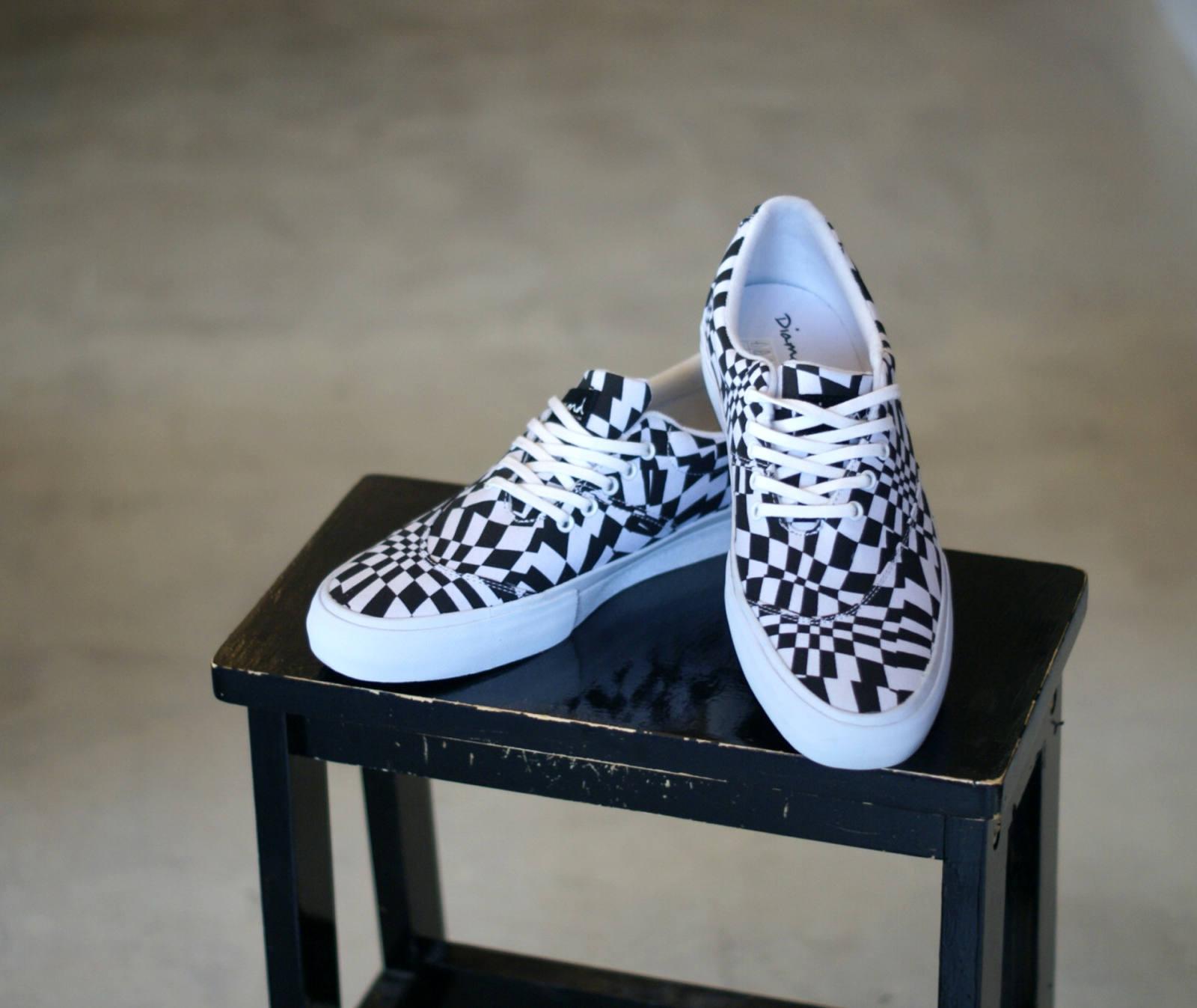 f4f1ba77e Diamond Supply Co. : Avenue QS Skate Shoes | FROG's TAIL