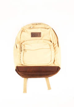 バックパック Hermosa Backpack-Khaki-