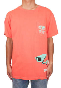 ポケットTシャツ Who's Watching Tee -Watermelon-