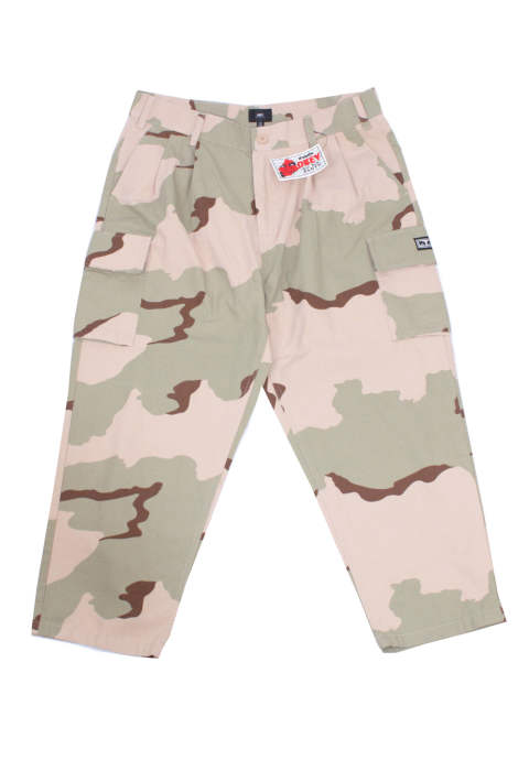 迷彩柄パンツ Fubar Big Fits Cargo Pants -Desert Camo-