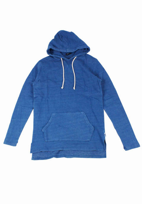 インディゴプルオーバーパーカー Index Palo Pullover Hoodie -Light Indigo-