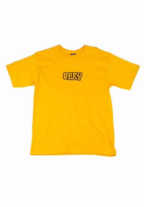 半袖Tシャツ Better Days T-Shirt -Gold-