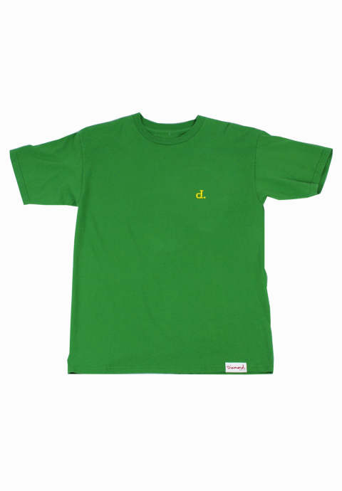半袖Tシャツ Mini Unpolo T-Shirt -Kelly Green-