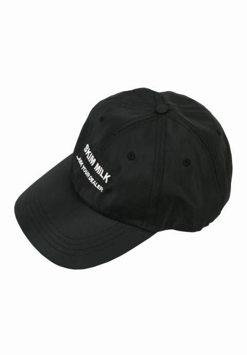 ロゴキャップ ...Ask Your Dealer Cap -Black-