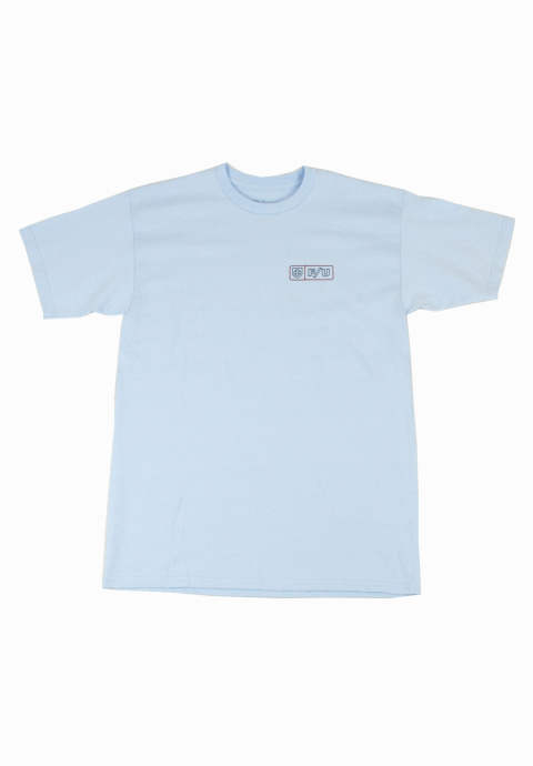 INDEPENDENTコラボTシャツ x Independent Turnpike T-Shirt -Carolina Blue-