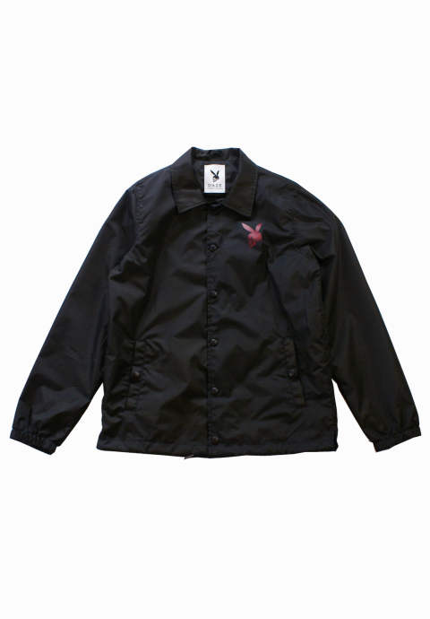 コーチジャケット The Lust & Pain Coach Jacket -Black-