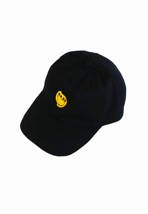 キャップ Acid Cap -Black-