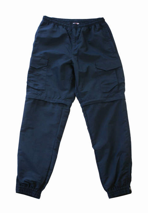 2WAYジョガーパンツ 2WAY Jogger Cargo Pants -Navy-