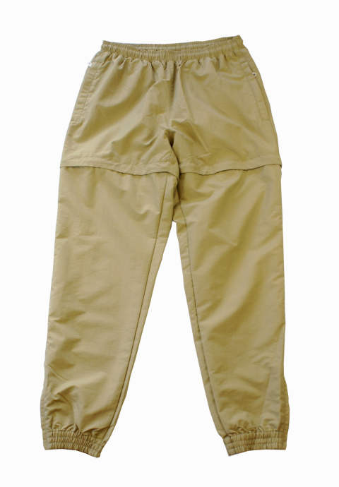 2WAYジョガーパンツ 2WAY Jogger Pants -Beige-